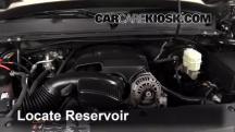 2008 Chevrolet Silverado 1500 LT 5.3L V8 Extended Cab Pickup (4 Door) Líquido limpiaparabrisas