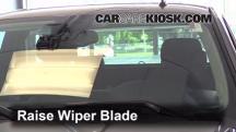 2013 Chevrolet Silverado 1500 LT 5.3L V8 FlexFuel Crew Cab Pickup Windshield Wiper Blade (Front)