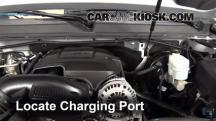 2013 Chevrolet Tahoe LT 5.3L V8 FlexFuel Aire Acondicionado