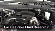2013 Chevrolet Tahoe LT 5.3L V8 FlexFuel Brake Fluid
