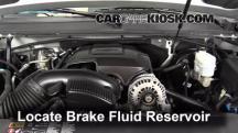 2013 Chevrolet Tahoe LT 5.3L V8 FlexFuel Líquido de frenos