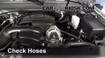 2013 Chevrolet Tahoe LT 5.3L V8 FlexFuel Hoses