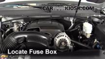 2013 Chevrolet Tahoe LT 5.3L V8 FlexFuel Fusible (motor)