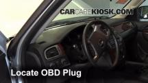 2013 Chevrolet Tahoe LT 5.3L V8 FlexFuel Compruebe la luz del motor