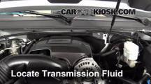 2013 Chevrolet Tahoe LT 5.3L V8 FlexFuel Transmission Fluid