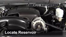 2013 Chevrolet Tahoe LT 5.3L V8 FlexFuel Líquido limpiaparabrisas