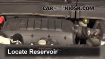 2013 Chevrolet Traverse LS 3.6L V6 Windshield Washer Fluid