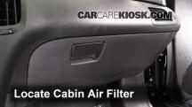2013 Chevrolet Volt 1.4L 4 Cyl. Air Filter (Cabin)