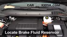 2013 Chevrolet Volt 1.4L 4 Cyl. Brake Fluid