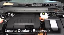 2013 Chevrolet Volt 1.4L 4 Cyl. Coolant (Antifreeze)