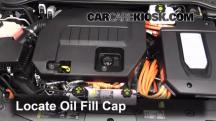 2013 Chevrolet Volt 1.4L 4 Cyl. Oil
