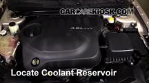 2013 Chrysler 200 Limited 3.6L V6 FlexFuel Sedan Coolant (Antifreeze)