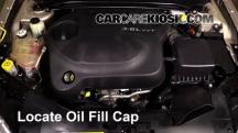 2013 Chrysler 200 Limited 3.6L V6 FlexFuel Sedan Oil