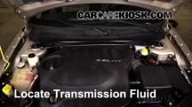 2013 Chrysler 200 Limited 3.6L V6 FlexFuel Sedan Transmission Fluid