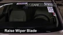 2013 Chrysler 200 Limited 3.6L V6 FlexFuel Sedan Windshield Wiper Blade (Front)