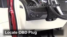 2013 Chrysler Town and Country Touring 3.6L V6 FlexFuel Compruebe la luz del motor
