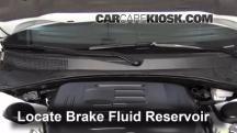 2013 Dodge Charger SE 3.6L V6 FlexFuel Brake Fluid