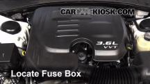 2013 Dodge Charger SE 3.6L V6 FlexFuel Fuse (Engine)
