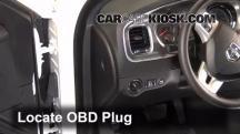2013 Dodge Charger SE 3.6L V6 FlexFuel Compruebe la luz del motor