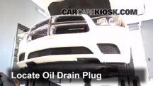 2013 Dodge Charger SE 3.6L V6 FlexFuel Aceite