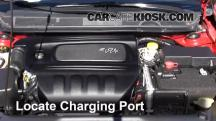 2013 Dodge Dart SXT 2.0L 4 Cyl. Air Conditioner