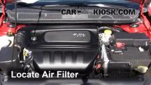 2013 Dodge Dart SXT 2.0L 4 Cyl. Air Filter (Engine)
