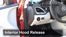 2013 Dodge Dart SXT 2.0L 4 Cyl. Belts