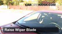 2013 Dodge Dart SXT 2.0L 4 Cyl. Windshield Wiper Blade (Front)