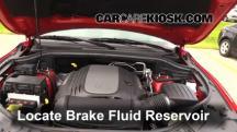 2013 Dodge Durango RT 5.7L V8 Líquido de frenos