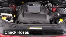 2013 Dodge Durango RT 5.7L V8 Mangueras