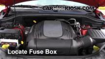 2013 Dodge Durango RT 5.7L V8 Fusible (motor)