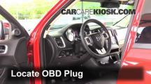 2013 Dodge Durango RT 5.7L V8 Compruebe la luz del motor