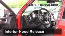 2013 Dodge Durango RT 5.7L V8 Capó