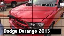 2013 Dodge Durango RT 5.7L V8 Review