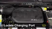 2013 Dodge Grand Caravan SXT 3.6L V6 Air Conditioner