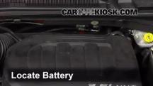 2013 Dodge Grand Caravan SXT 3.6L V6 Batería