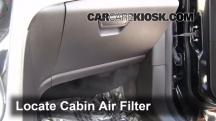 2013 Ford C-Max Hybrid SEL 2.0L 4 Cyl. Air Filter (Cabin)