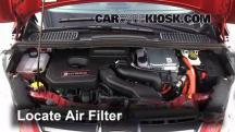 2013 Ford C-Max Hybrid SEL 2.0L 4 Cyl. Air Filter (Engine)