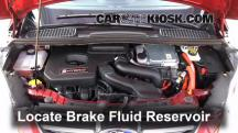 2013 Ford C-Max Hybrid SEL 2.0L 4 Cyl. Brake Fluid
