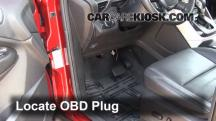2013 Ford C-Max Hybrid SEL 2.0L 4 Cyl. Check Engine Light