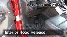 2013 Ford C-Max Hybrid SEL 2.0L 4 Cyl. Capó