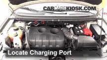 2013 Ford Edge SE 2.0L 4 Cyl. Turbo Aire Acondicionado
