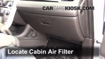 2013 Ford Edge SE 2.0L 4 Cyl. Turbo Air Filter (Cabin)