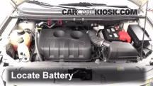 2013 Ford Edge SE 2.0L 4 Cyl. Turbo Battery