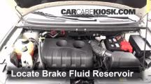 2013 Ford Edge SE 2.0L 4 Cyl. Turbo Brake Fluid