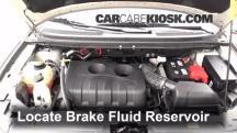 2013 Ford Edge SE 2.0L 4 Cyl. Turbo Líquido de frenos