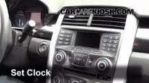 2013 Ford Edge SE 2.0L 4 Cyl. Turbo Reloj