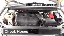2013 Ford Edge SE 2.0L 4 Cyl. Turbo Mangueras