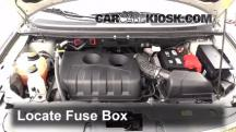 2013 Ford Edge SE 2.0L 4 Cyl. Turbo Fusible (motor)