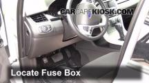 2013 Ford Edge SE 2.0L 4 Cyl. Turbo Fuse (Interior)